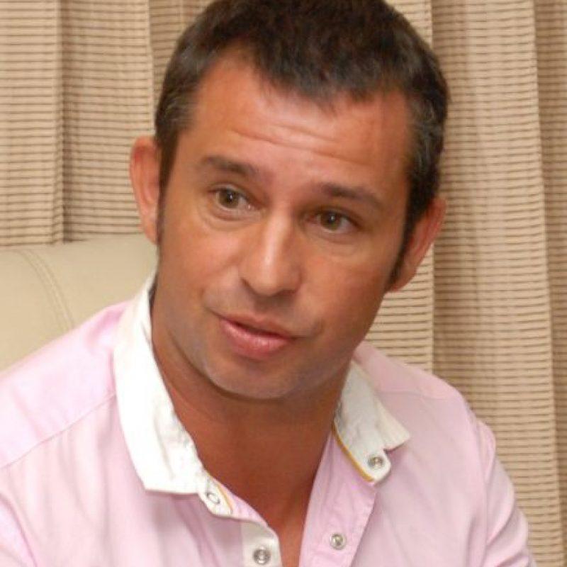 Stephane Lagache, entrenador de rugby