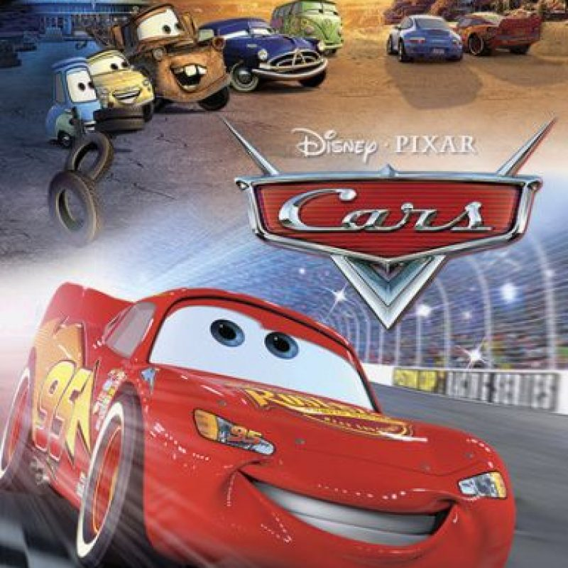 """Cars"". Ya disponible. Foto: vía Netflix"