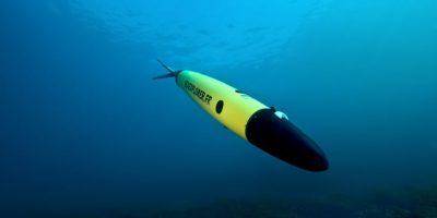 Desde el cielo hasta el mar:  los drones van bajo el agua
