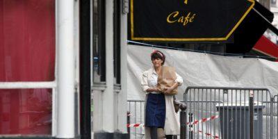 Hoy culmina el tercer día de duelo decretado por el presidente francés Francois Hollande. Foto:AP