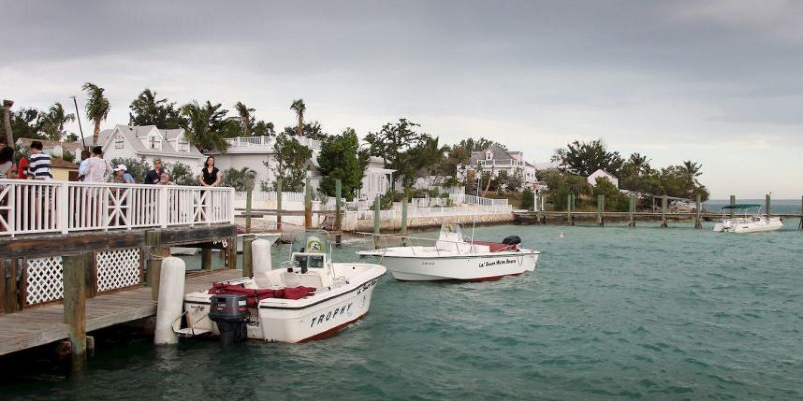 1. Nassau, Bahamas- 9 dólares Foto:Getty Images
