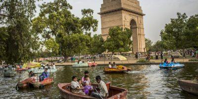 2. Nueva Delhi, India Foto:Getty Images
