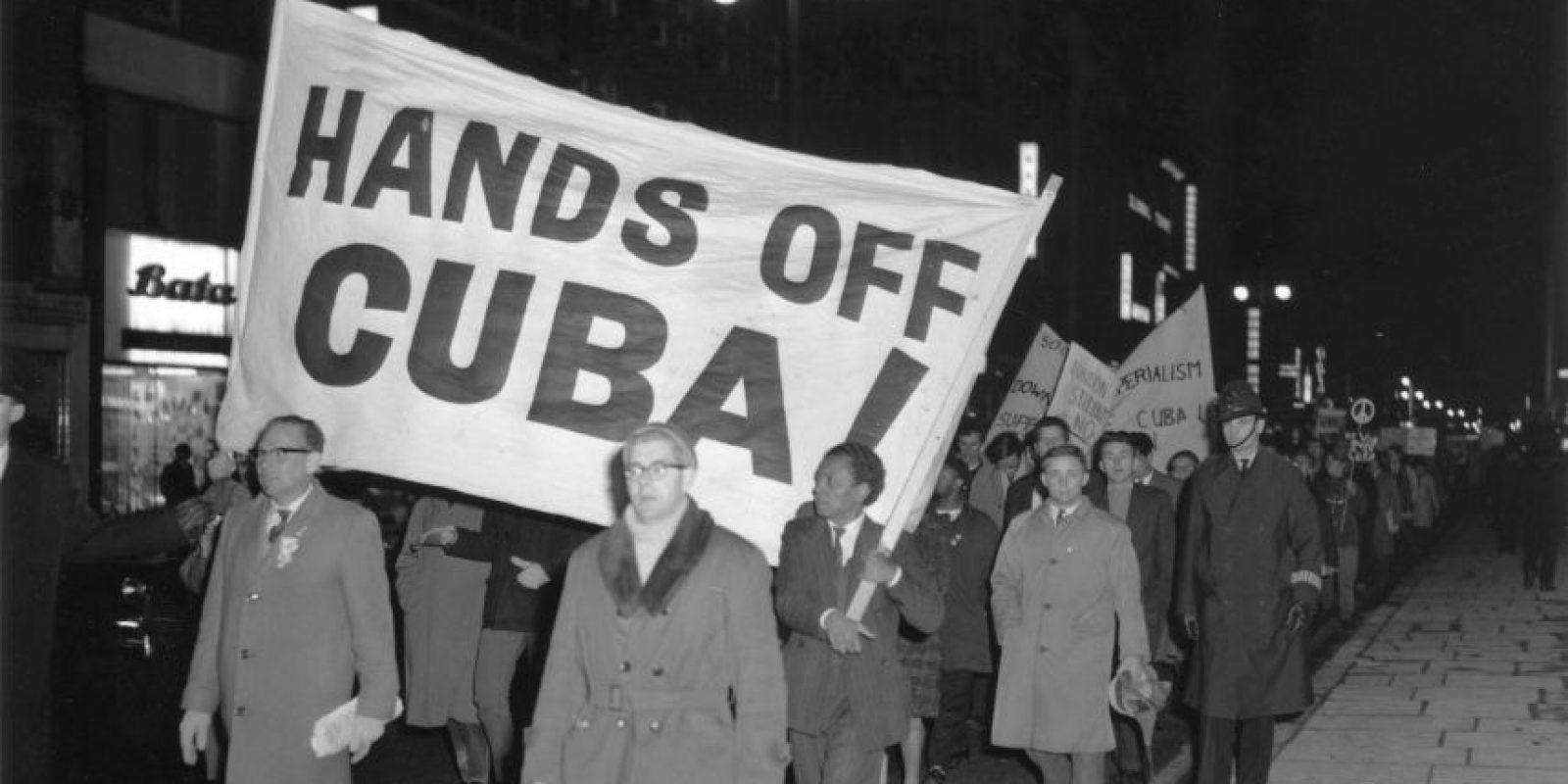 Fue en 1962 cuando la Unión Soviética instaló una base militar en Cuba Foto:Getty Images