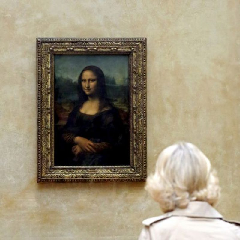 Es donde se encuentra la Mona Lisa Foto:Getty Images
