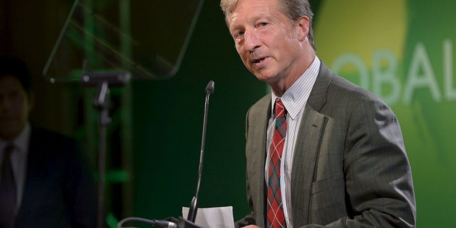 Tom Steyer, presidente de NextGen Climate Foto:Getty Images