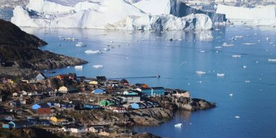 8. Groelandia Foto:Getty Images