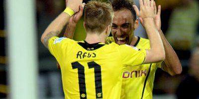 Y dos de los referentes del Borussia Foto:Getty Images