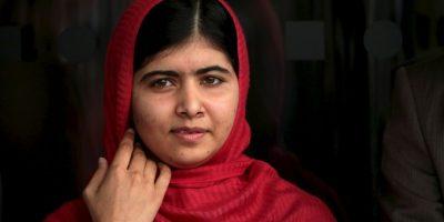 2. Malala Yousafzai, es la galardonada más joven. Foto:Getty Images