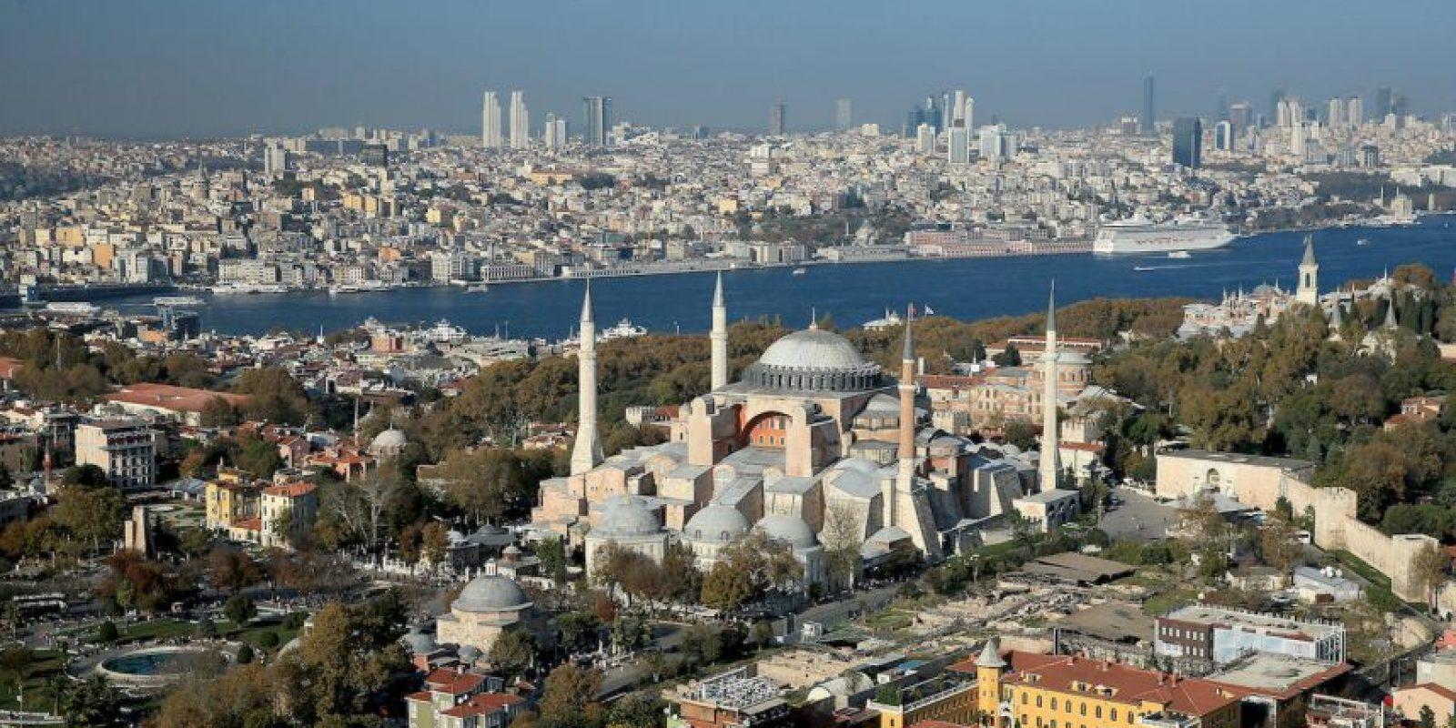 10. Istanbul, Turquía (Ocupa el lugar 26) Foto:Getty Images