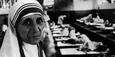 3. Madre Teresa de Calcuta Foto:Getty Images