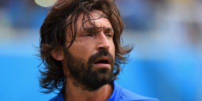 MEDIOS: Andrea Pirlo (New York City FC) Foto: Getty Images