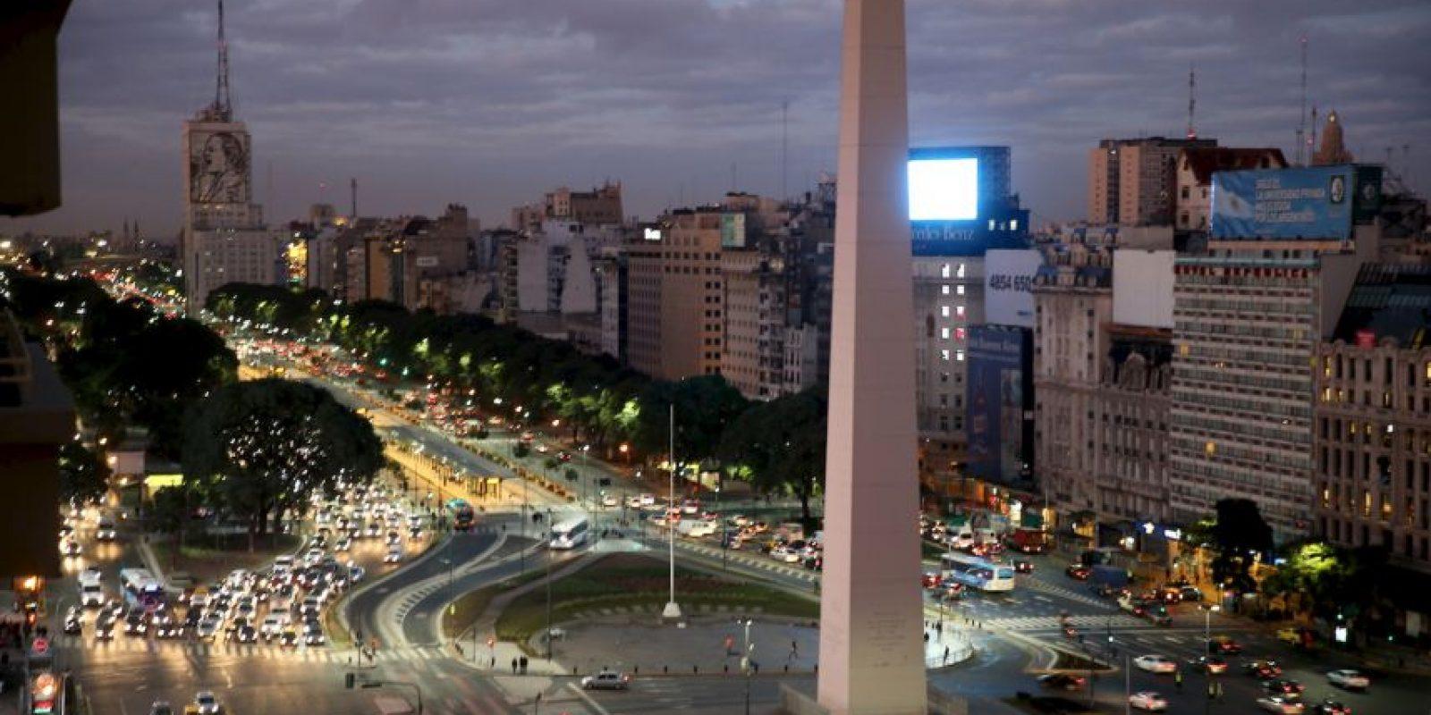 9. Buenos Aires, Argentina (Ocupa el lugar 27) Foto:Getty Images