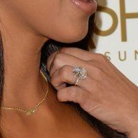 La preciosa joya está valuada en 8.8 millones de dólares. Foto:Getty Images