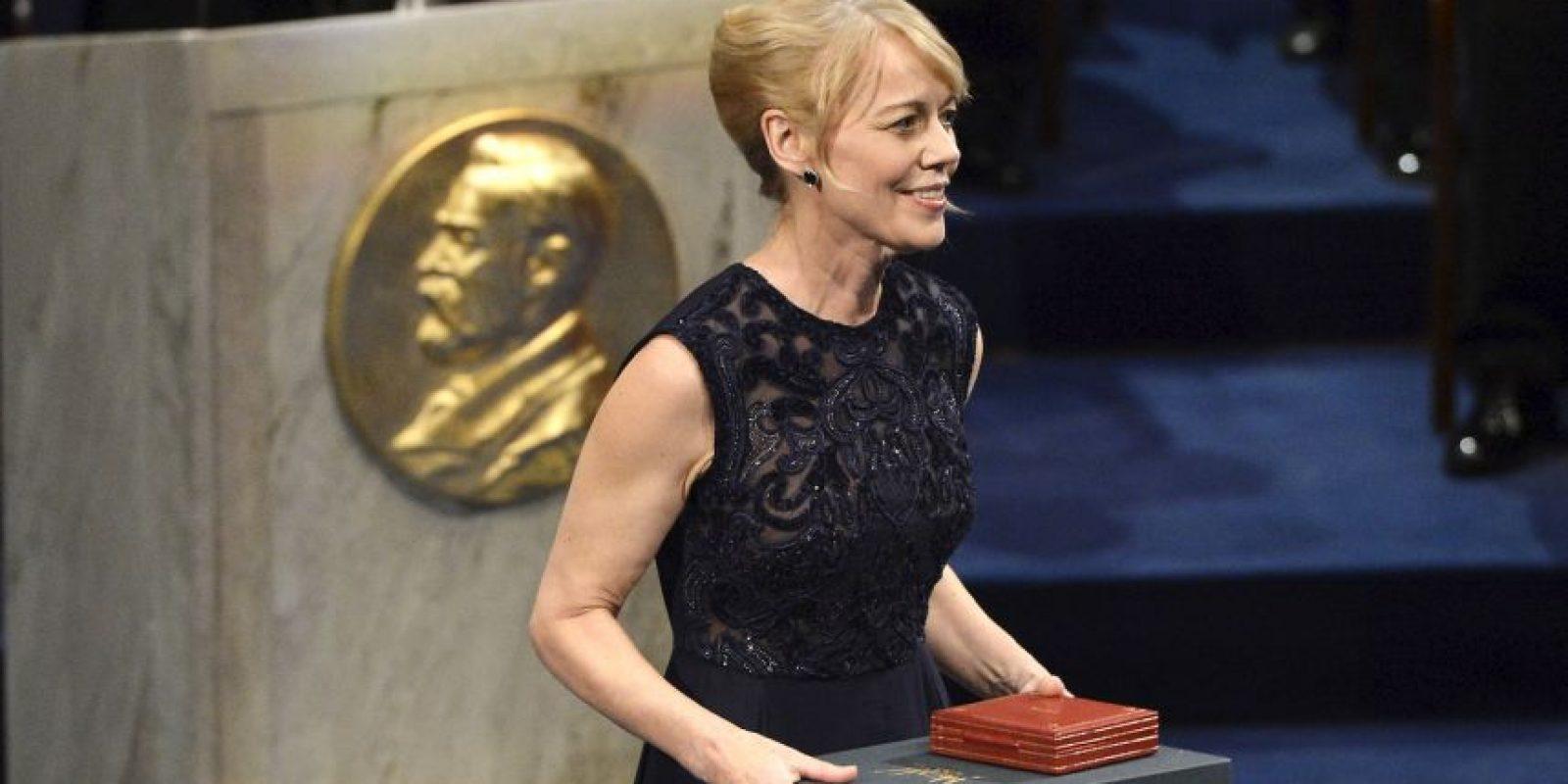Alice Munro, Premio Nobel de Literatura en 2013 Foto:Getty Images
