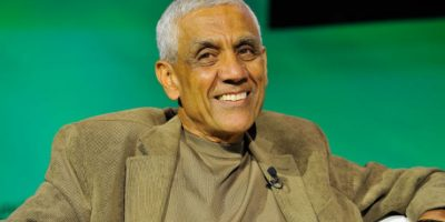 Vinod Khosla, fundador de Khosla Ventures Foto:Getty Images