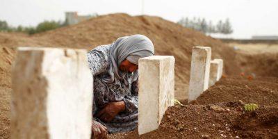 Ahí mato a al menos 500 personas el 3 de agosto Foto:Getty Images