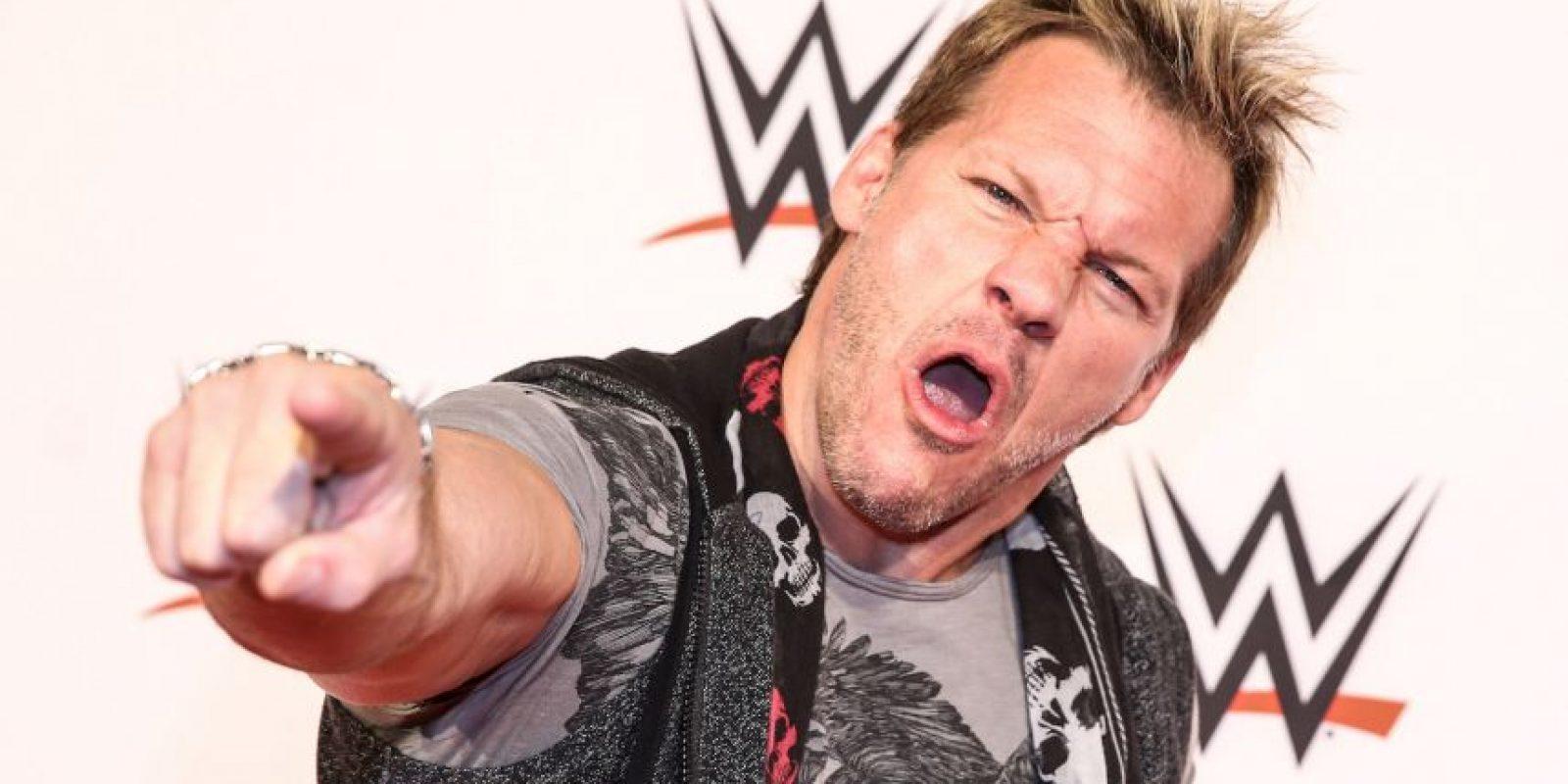 7. Chris Jericho Foto:WWE