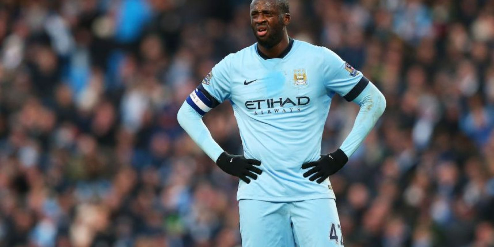 Yayá Touré (Manchester City) Foto: Getty Images