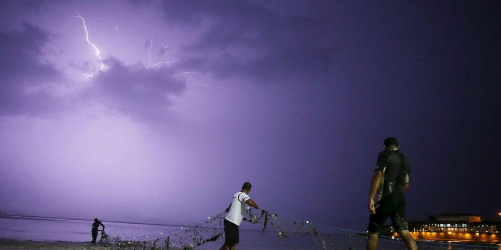 Estos son los países en los que tiene más posibilidad de que les caiga un rayo Foto:Getty Images