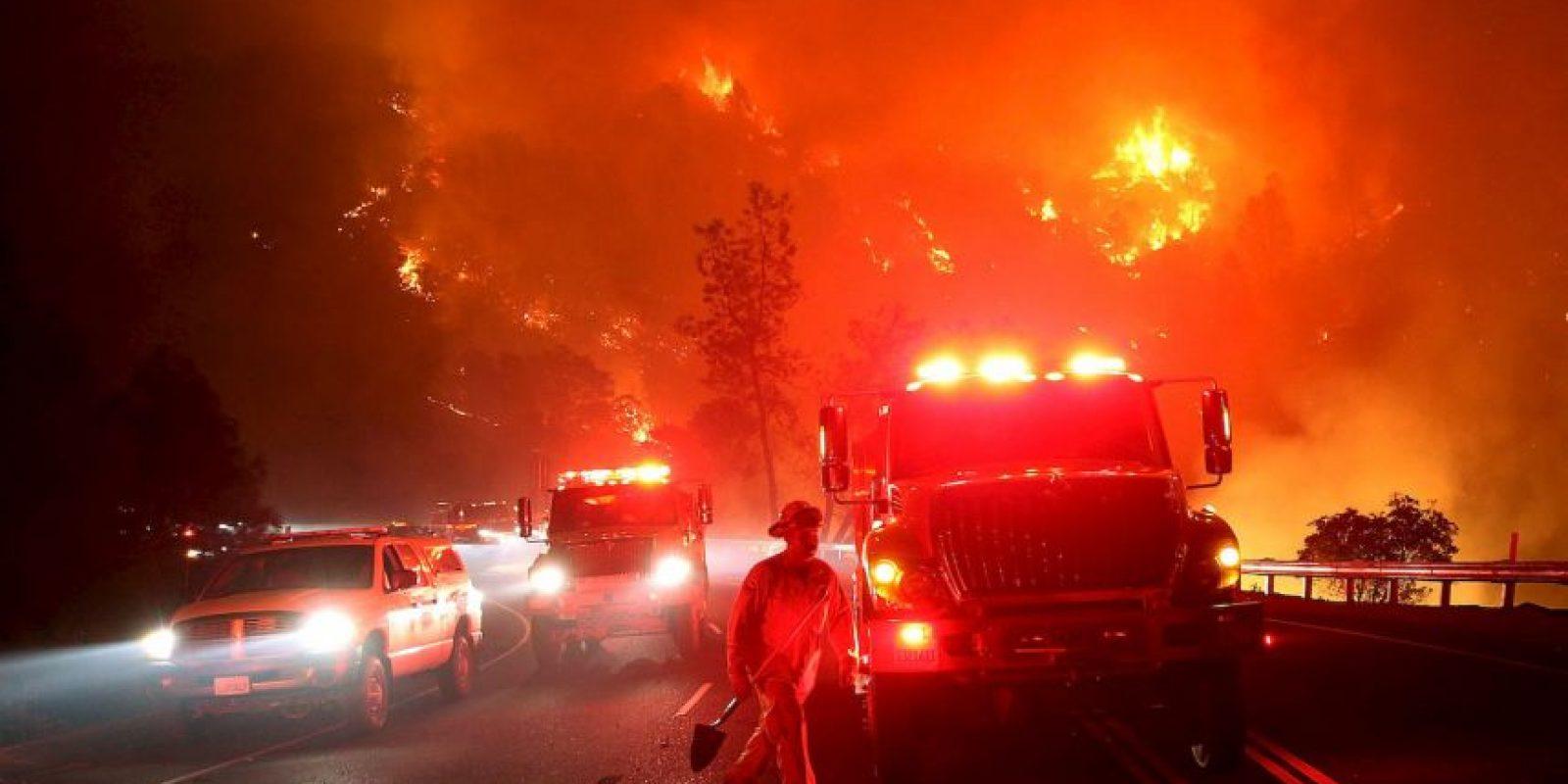 3. Al momento del siniestro había siete personas en la casa. Foto:Archivo/Getty Images