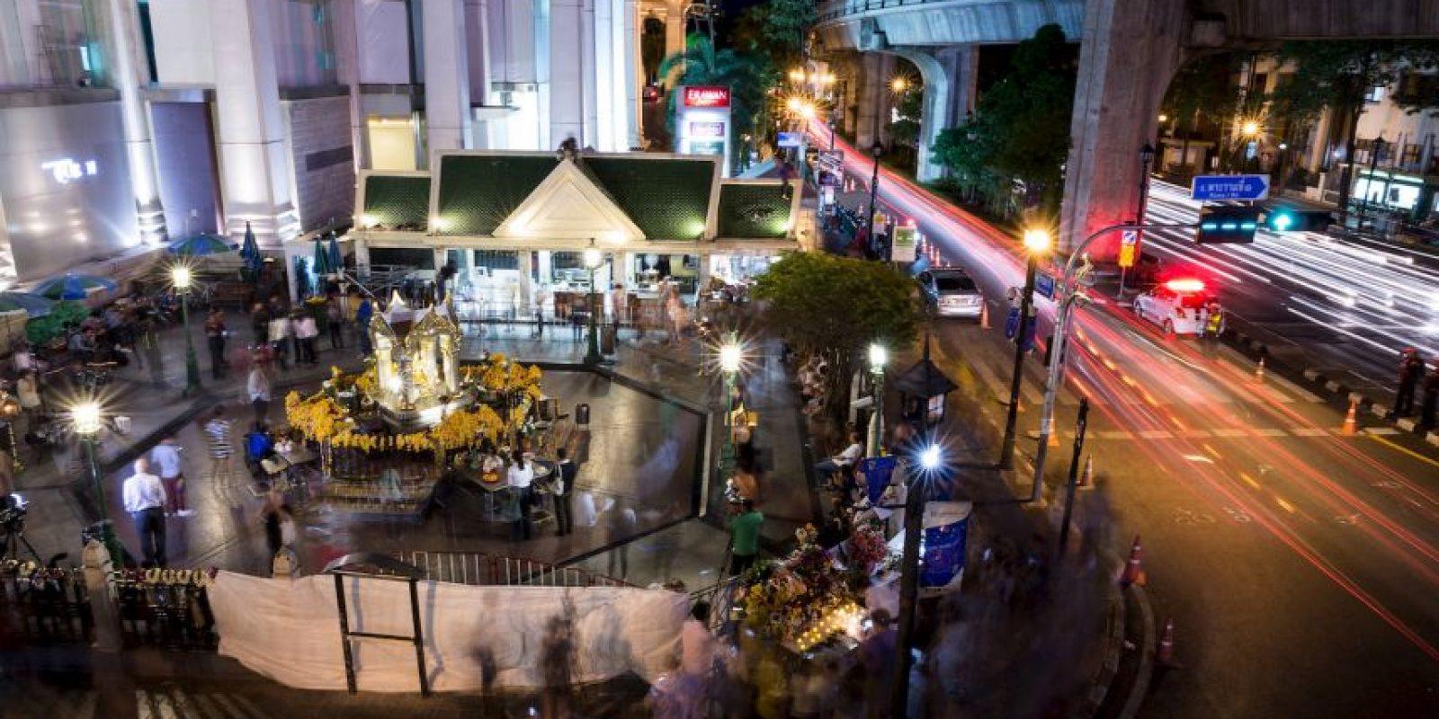 5. Bangkok, Tailandia (Ocupa el lugar 31) Foto:Getty Images