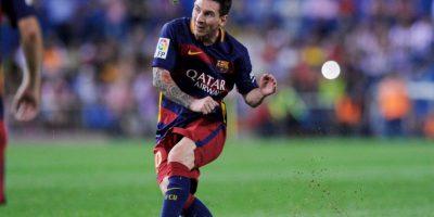 Messi suma 12 temporadas en el primer equipo de Barcelona Foto:Getty Images