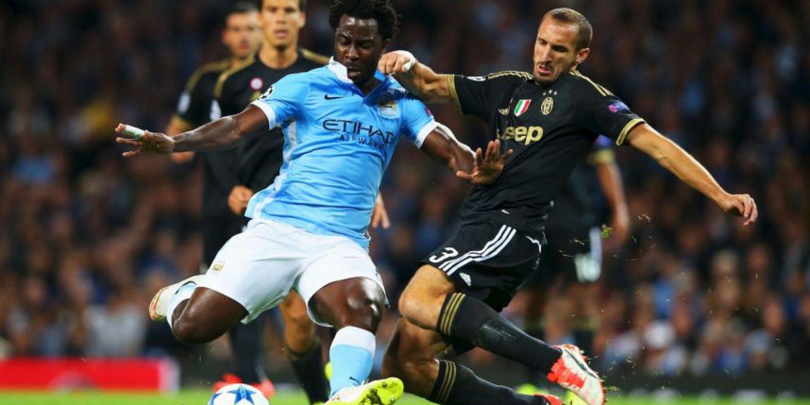 """6. Juventus y Manchester City se juegan la cima del Grupo D. Los """"Citizens"""" suman nueve puntos y la """"Vecchia Signora"""" tiene ocho unidades Foto:Getty Images"""