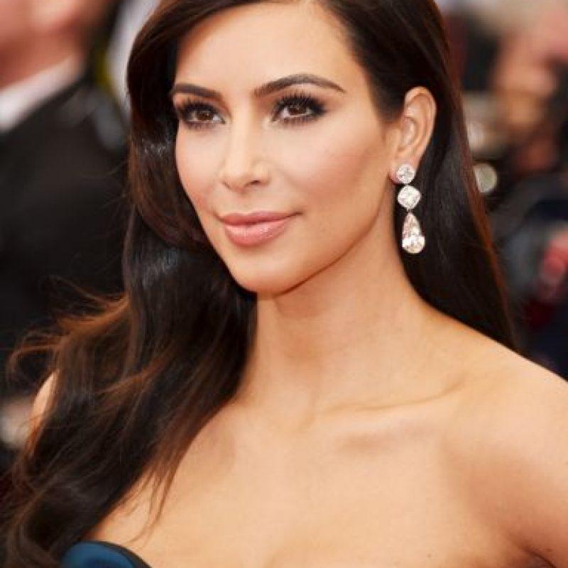 9. Kim Kardashian Foto:Getty Images