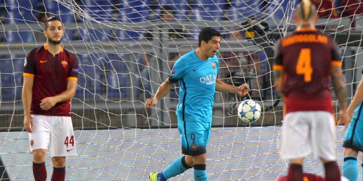 En vivo Champions League: Barcelona vs. Roma
