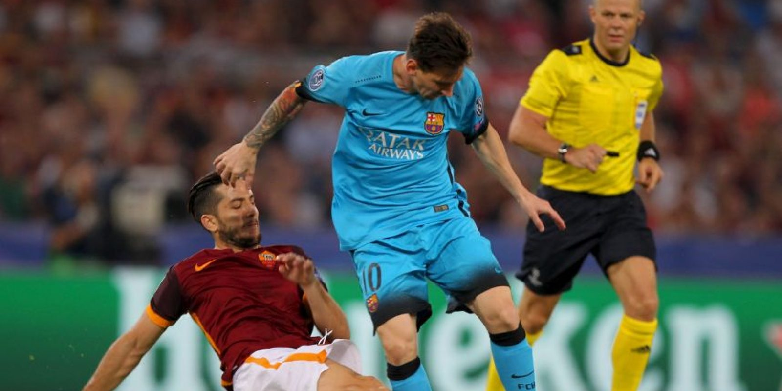 Barça tendrá a su disposición a Lionel Messi, quien ya tuvo minutos en el clásico del fin de semana Foto:Getty Images
