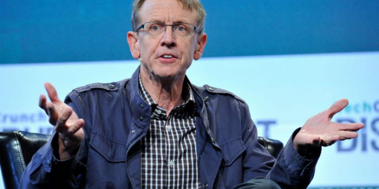John Doerr, socio general de Kleiner Perkins Foto:Getty Images