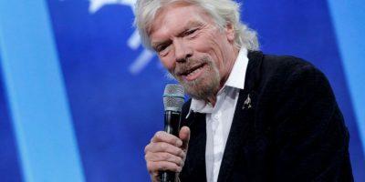 Richard Branson, fundador de Virgin Group Foto:Getty Images