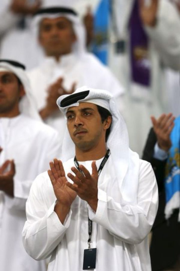 El jeque Mansour bin Zayed está dispuesto a pagarle 1.16 millones de dólares a la semana Foto:Getty Images