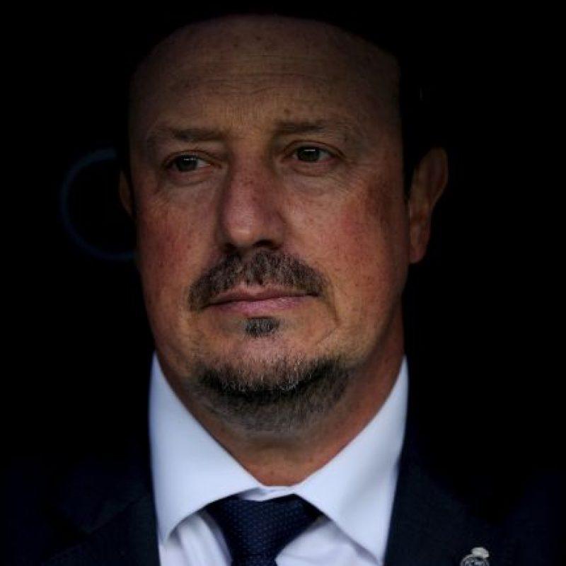 La goleada ante el Barça y problemas en el vestidor tambalean la etapa de Benítez Foto:Getty Images
