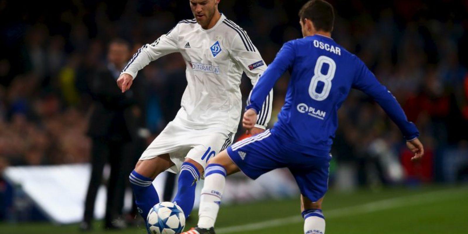 Dinamo de Kiev Foto:Getty Images