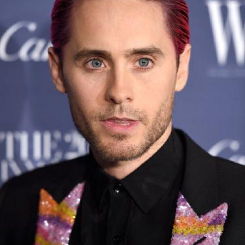 4. Durante un concierto con su banda 30 seconds to Mars, una fan le rompió la nariz. Foto:Getty Images
