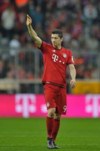 Robert Lewandowski (Polonia, Bayern Múnich, 27 años) Foto: Getty Images