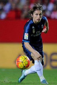 Luka Modric (Croacia, Real Madrid, 30 años) Foto: Getty Images