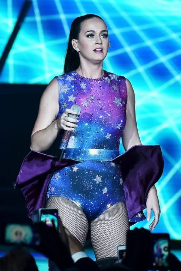 7. Katy Perry Foto:Getty Images