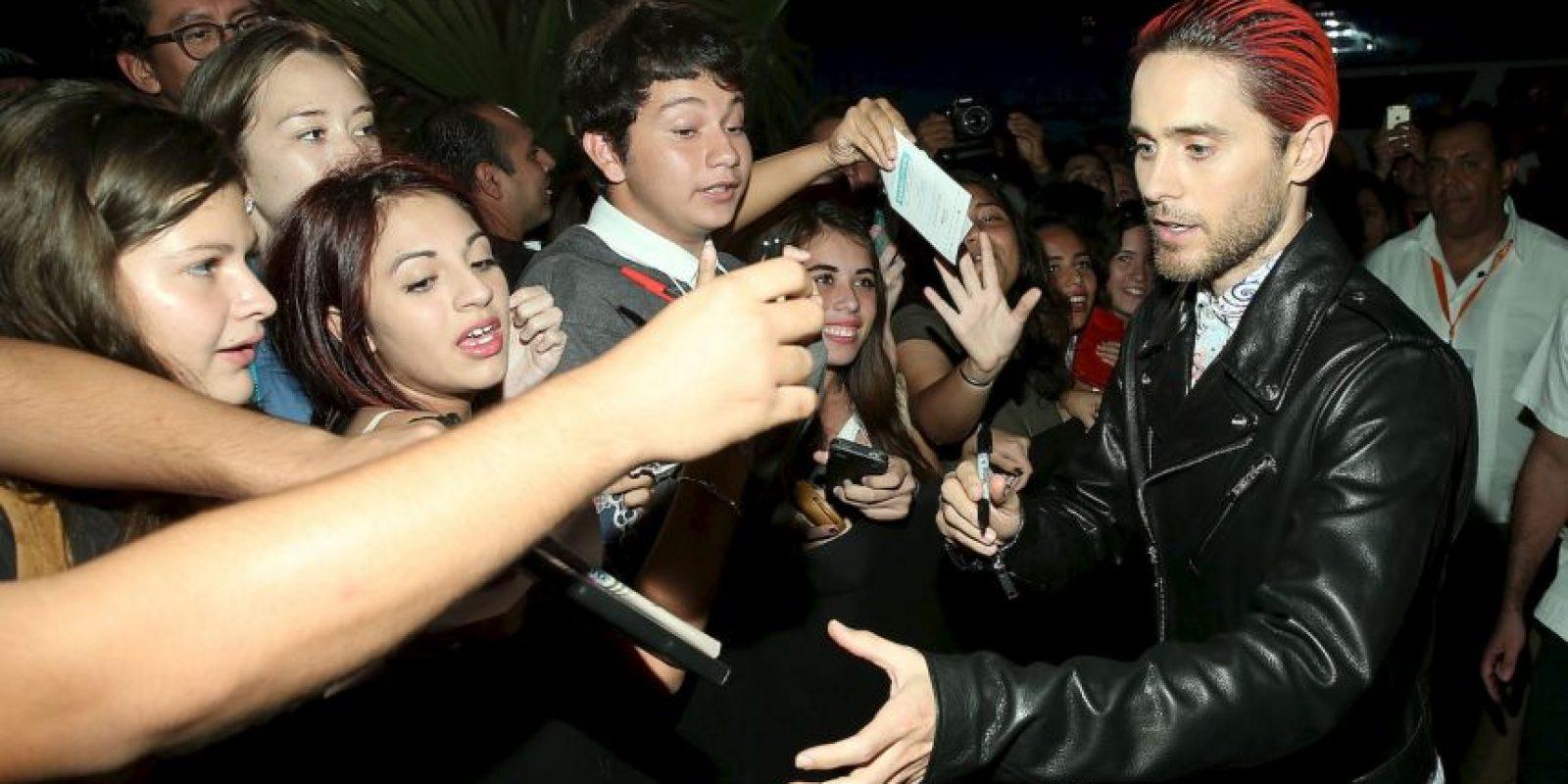 """6. En 2014 ganó un Óscar por su papel en """"El club de los desausiados"""". Foto:Getty Images"""