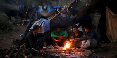 7. La mayoría de los refugiados son sirios que huyen de la guerra en su país. Foto:Getty Images