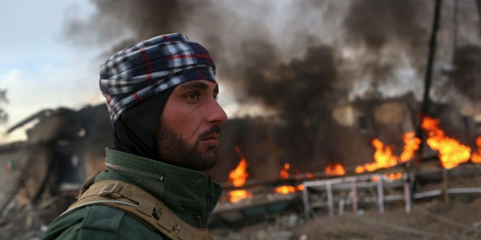 1. Badush, en Irak Foto:Getty Images