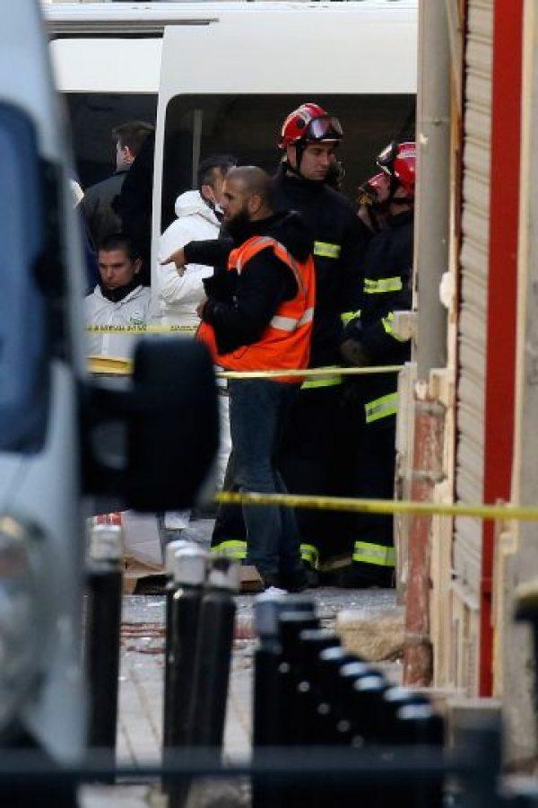 Las autoridades aseguraron que la redada frustró otro ataque. Foto:Getty Images