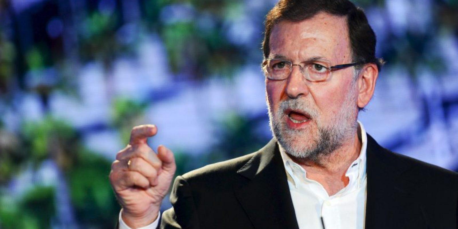 Mariano Rajoy, actual presidente del gobierno español Foto:Getty Images