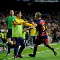 Además puso una asistencia para el gol de Neymar Foto:Getty Images