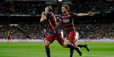 El público del Madrid lo ovacionó Foto:Getty Images