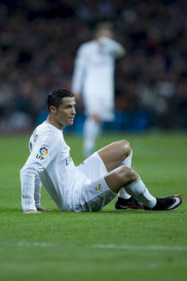 Cristiano Ronaldo ha tomado una decisión Foto:Getty Images