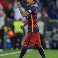 Dani Alves (Brasil, Barcelona, 32 años) Foto: Getty Images