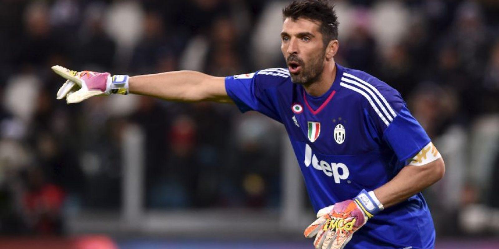 Gianluigi Buffon (Juventus) Foto:Getty images