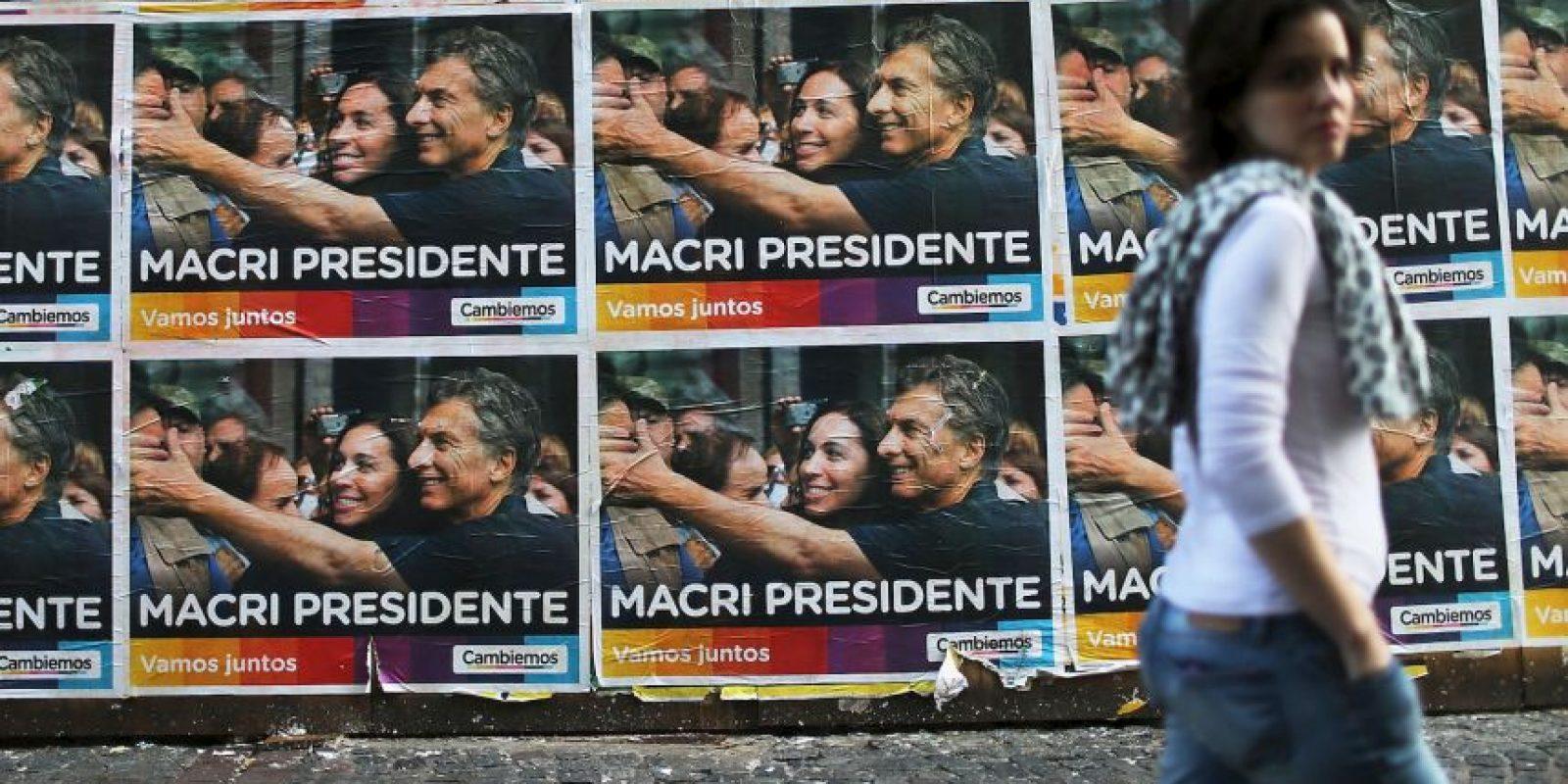 Es un momento de cambio para Argentina. Foto:Getty Images